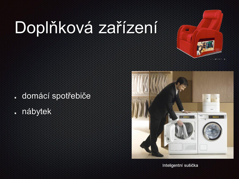 Doplňková zařízení domácí spotřebiče nábytek Inteligentní sušička