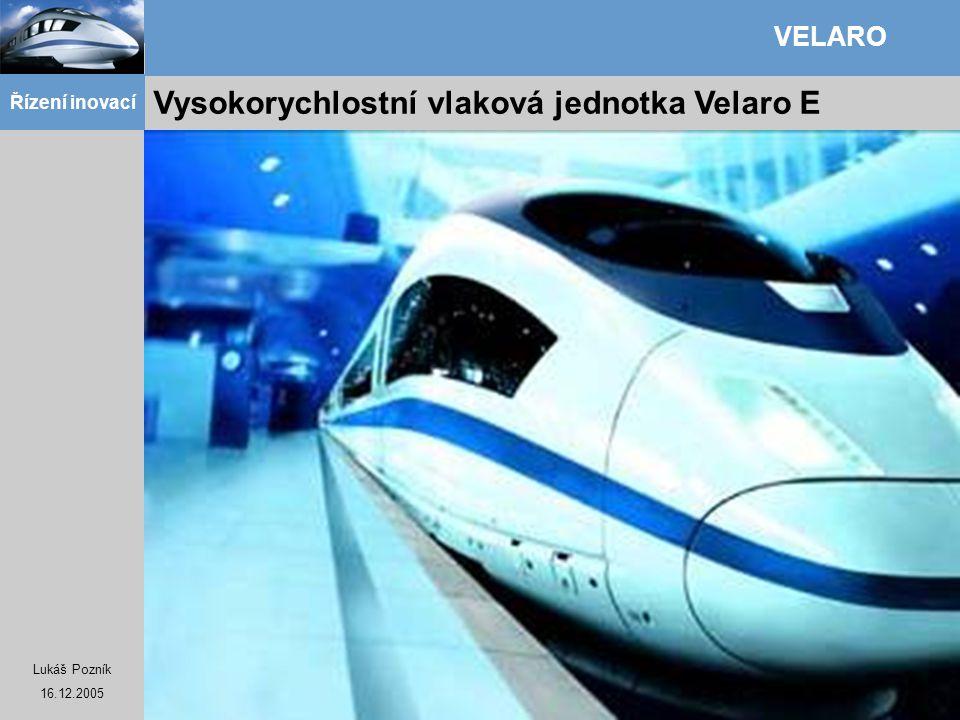Vysokorychlostní vlaková jednotka Velaro E