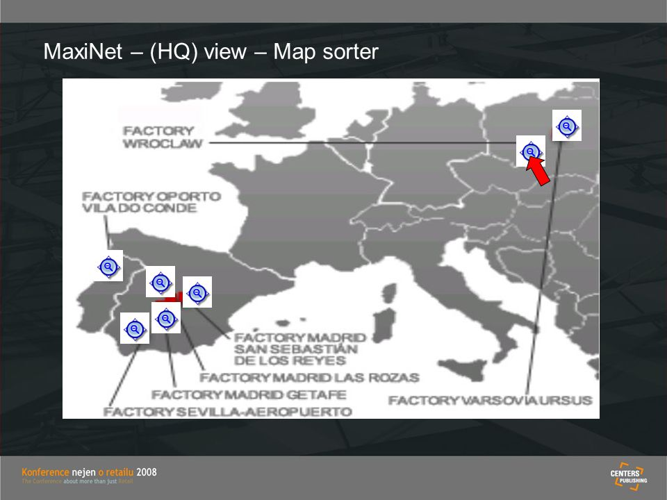 MaxiNet – (HQ) view – Map sorter