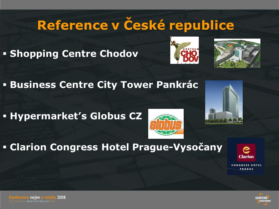Reference v České republice