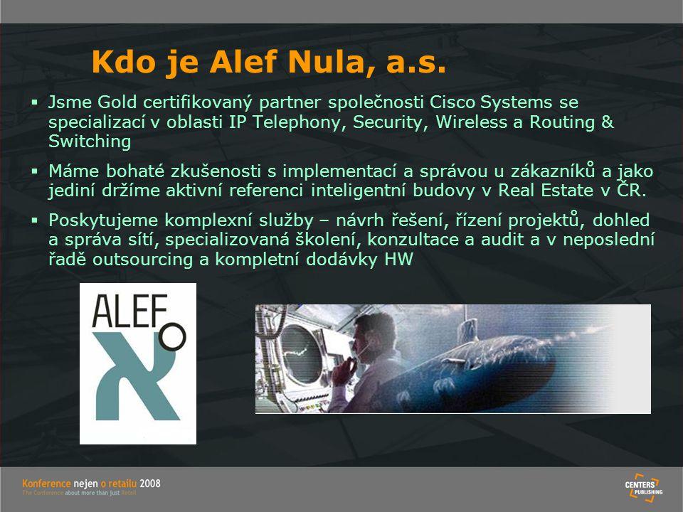 Kdo je Alef Nula, a.s.