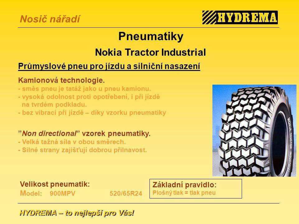 Pneumatiky Nokia Tractor Industrial