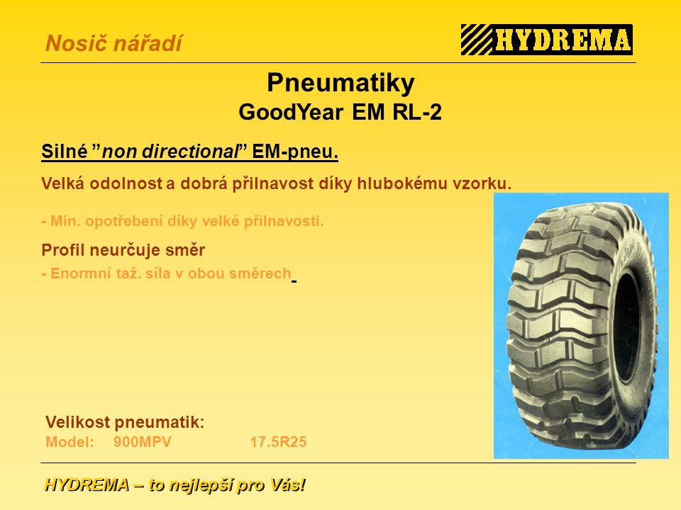 Pneumatiky GoodYear EM RL-2
