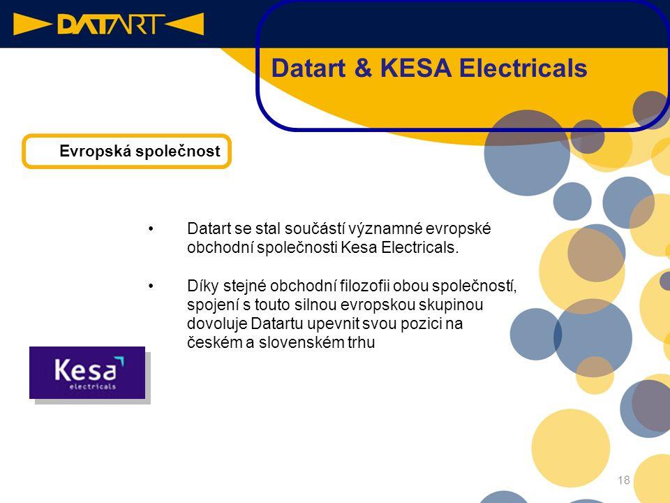 Datart & KESA Electricals