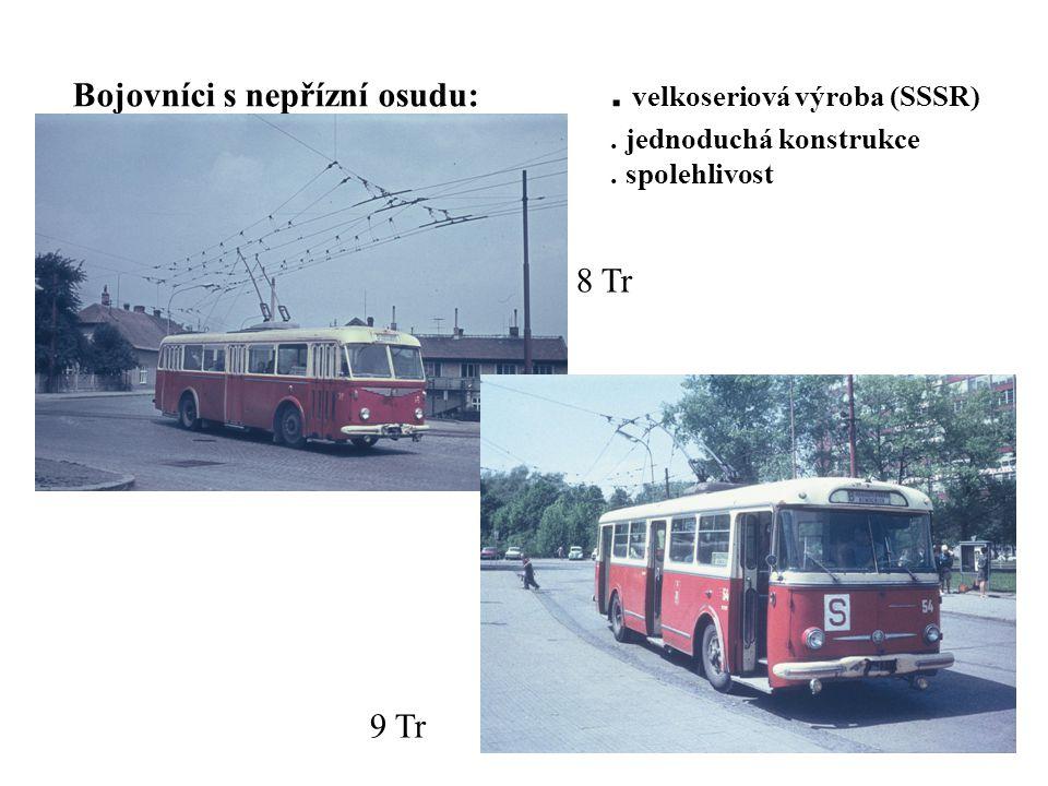 Bojovníci s nepřízní osudu:. velkoseriová výroba (SSSR)