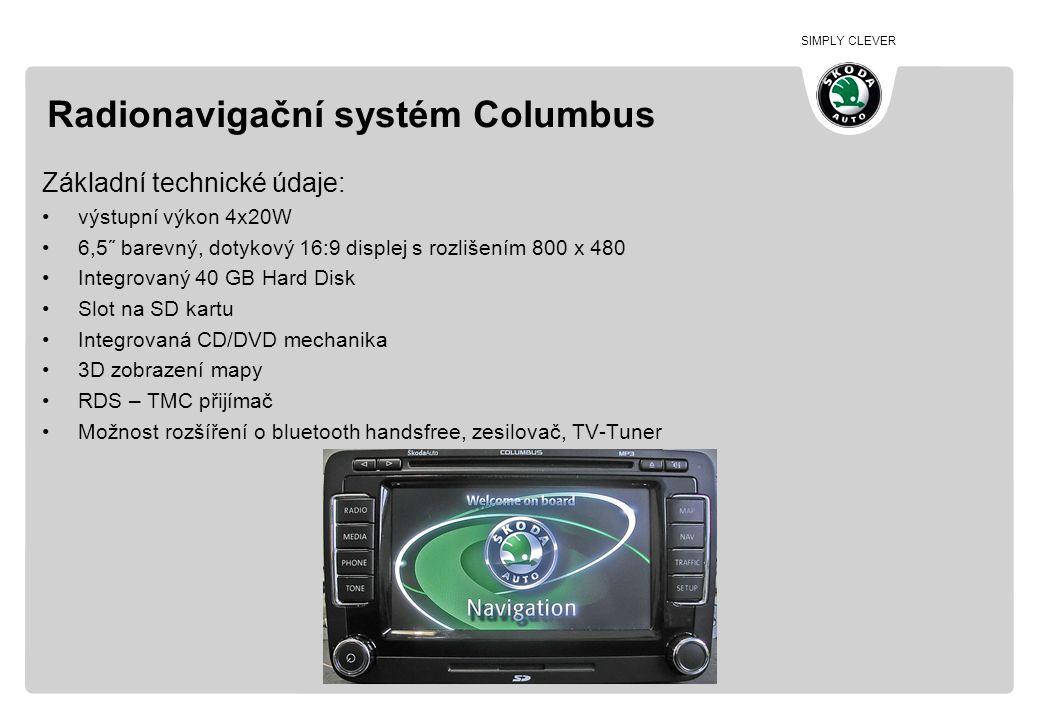 Radionavigační systém Columbus