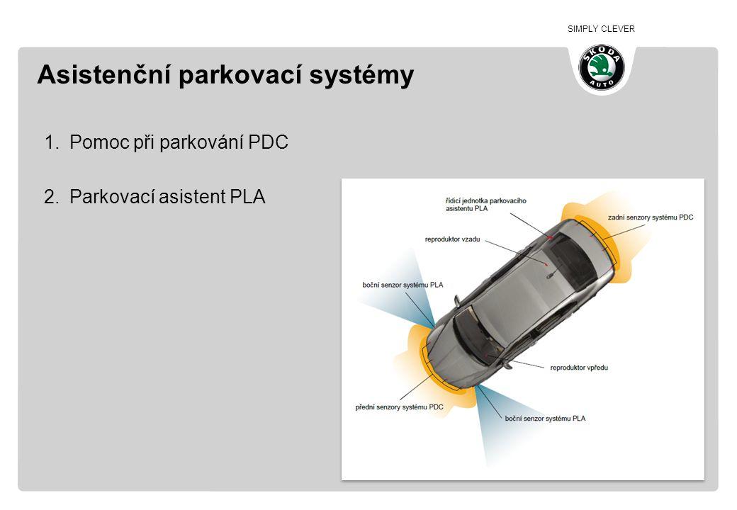 Asistenční parkovací systémy