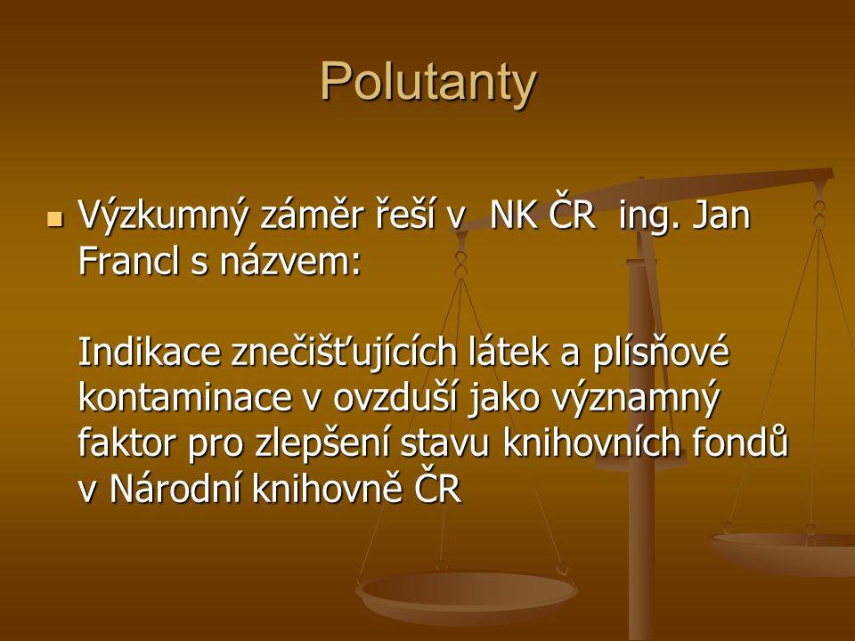 Polutanty