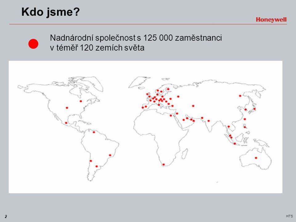 Kdo jsme Nadnárodní společnost s 125 000 zaměstnanci v téměř 120 zemích světa