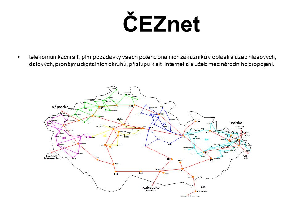 ČEZnet