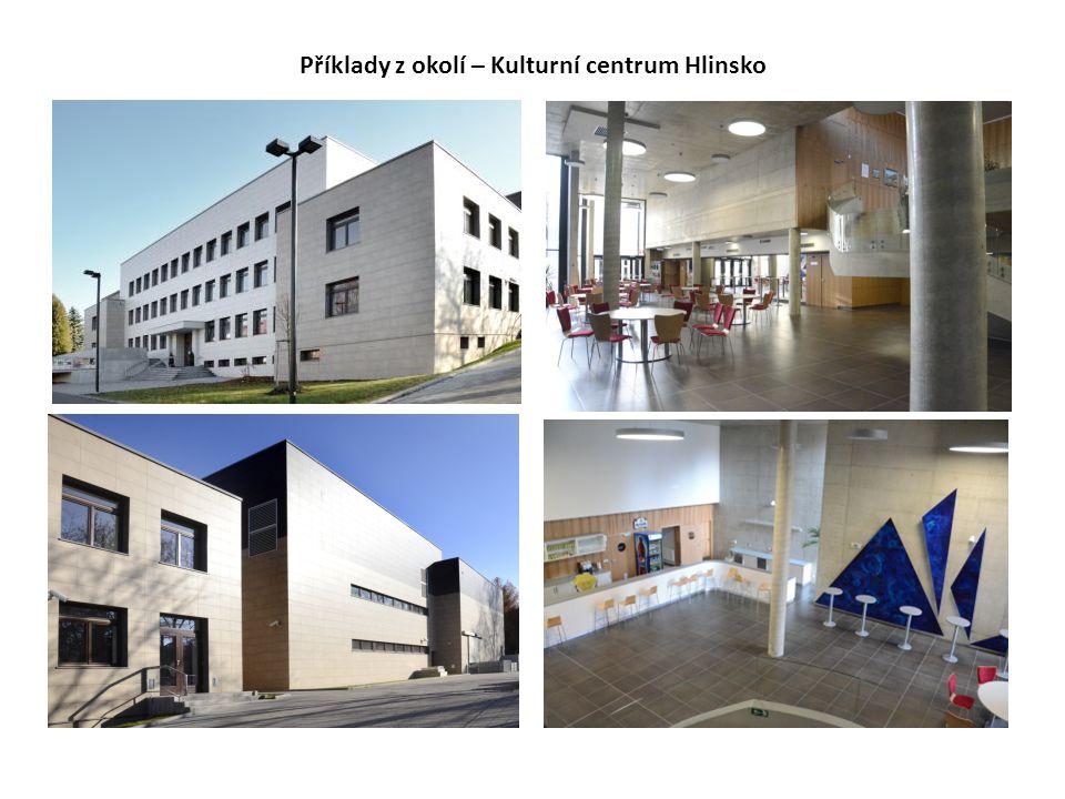 Příklady z okolí – Kulturní centrum Hlinsko