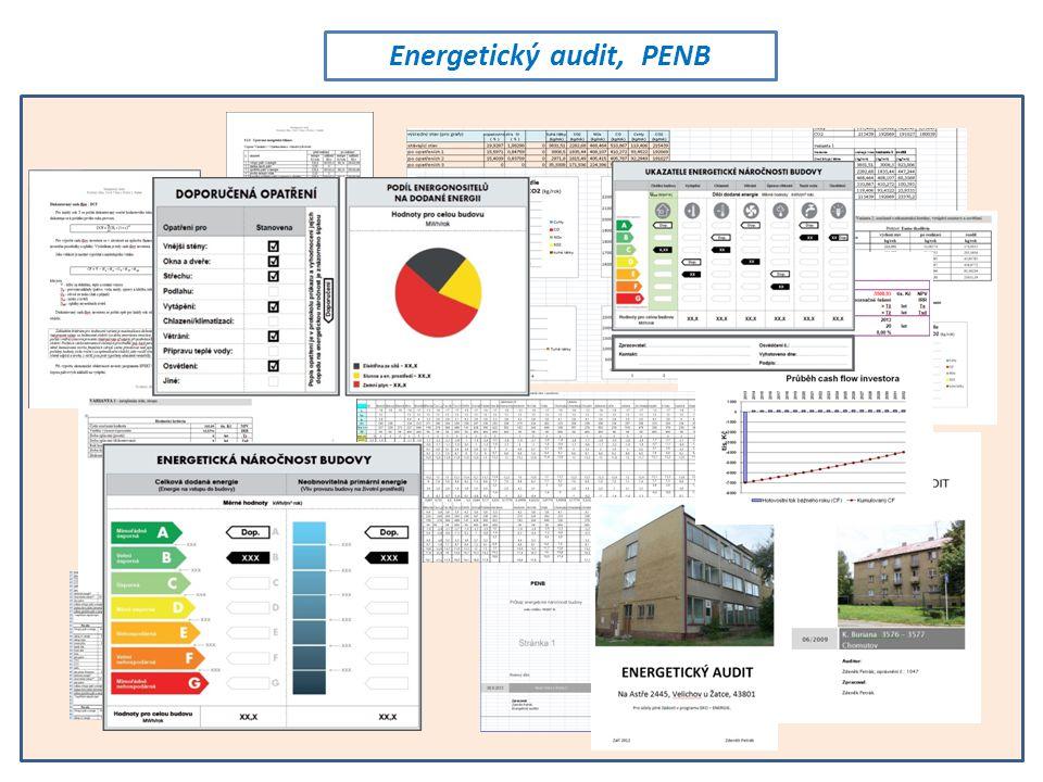 Energetický audit, PENB