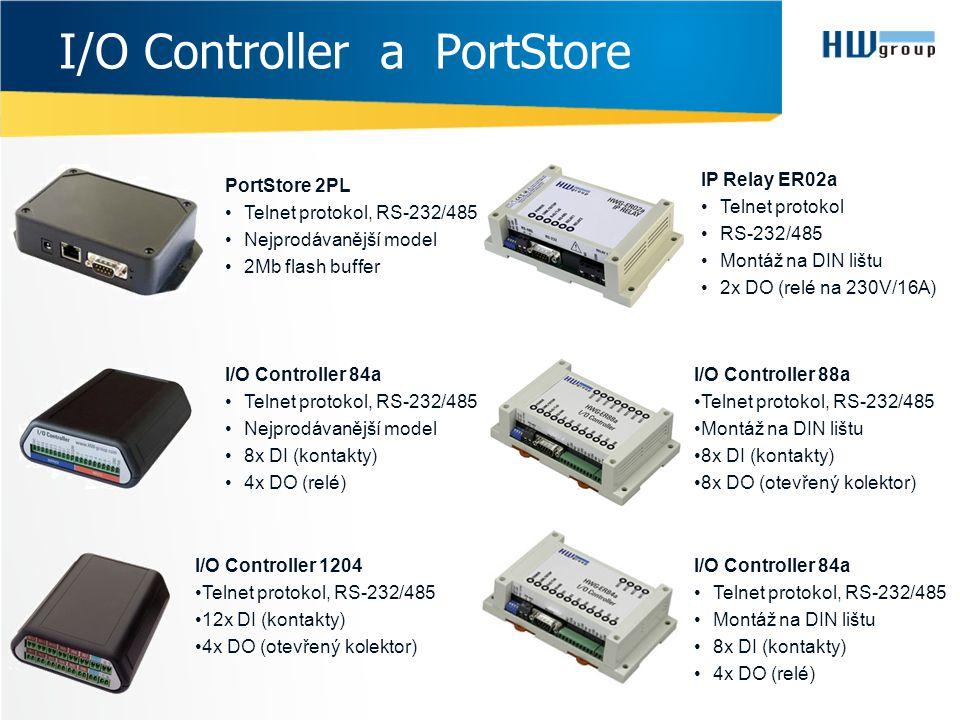 I/O Controller a PortStore