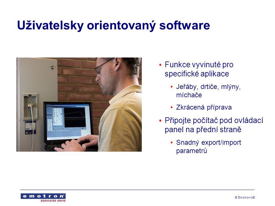 Uživatelsky orientovaný software