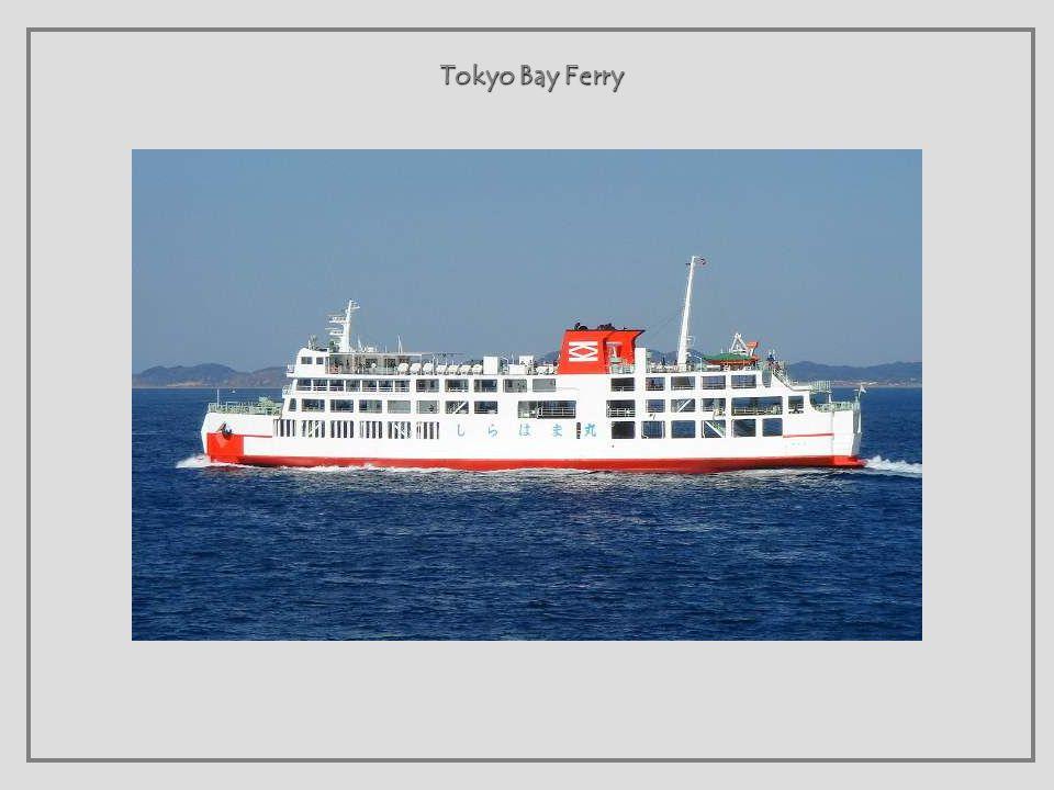 Tokyo Bay Ferry