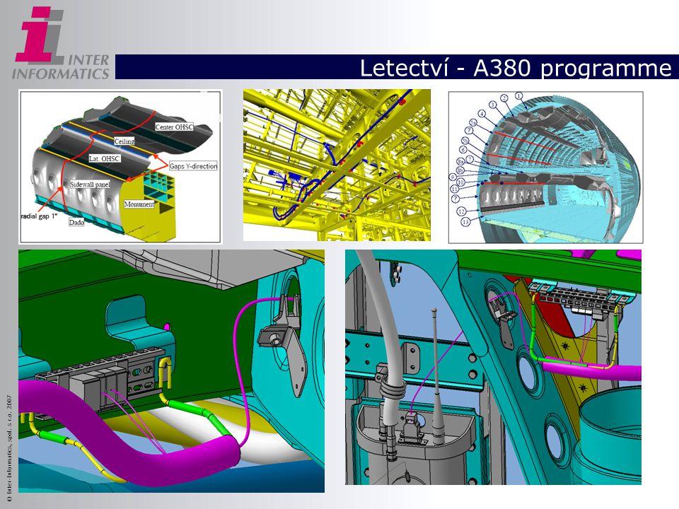 Letectví - A380 programme