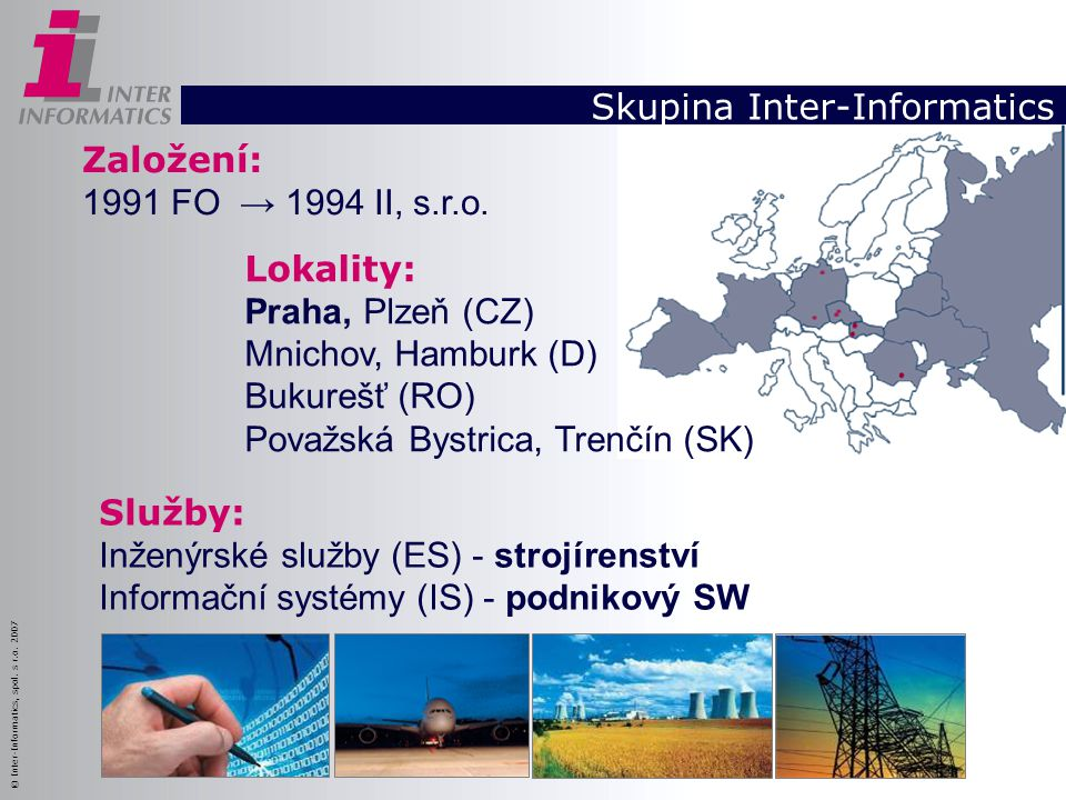 Skupina Inter-Informatics