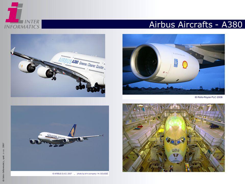 Airbus Aircrafts - A380