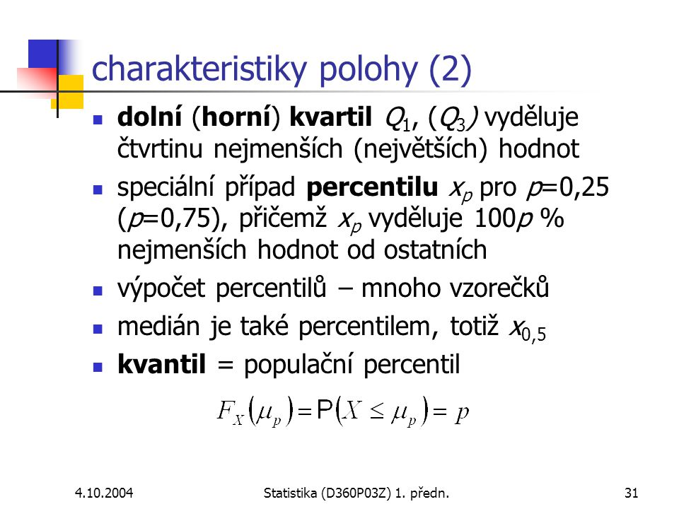charakteristiky polohy (2)