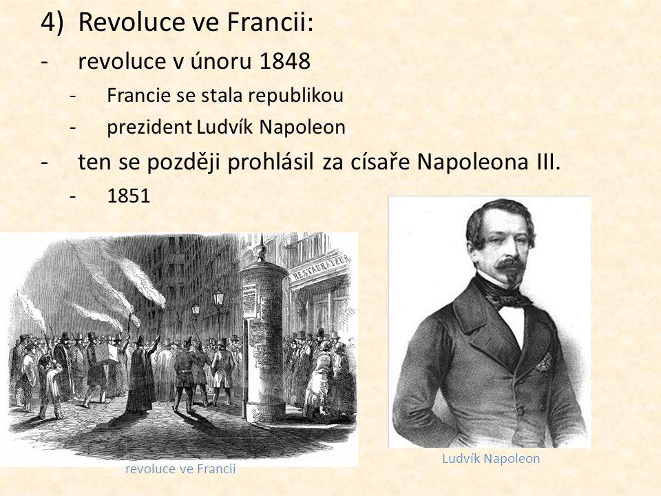 Revoluce ve Francii: revoluce v únoru 1848