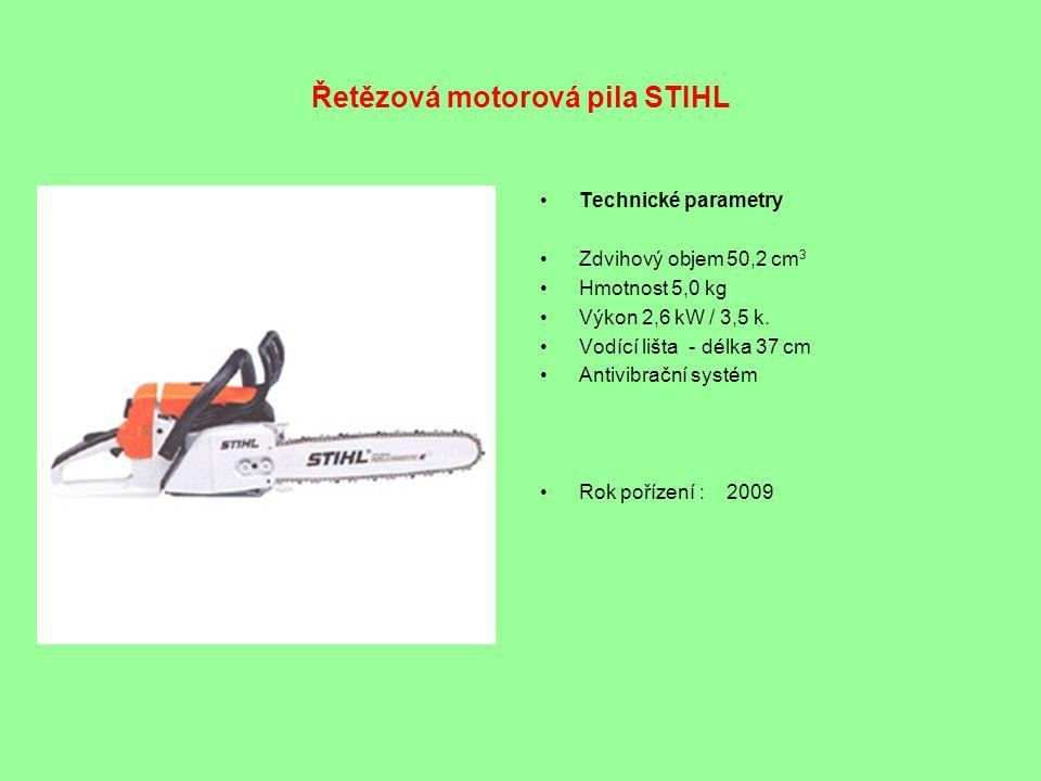 Řetězová motorová pila STIHL