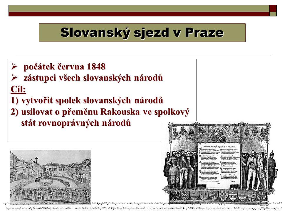 Slovanský sjezd v Praze