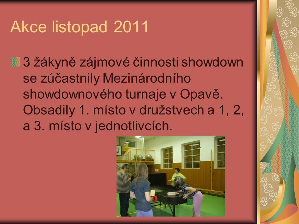 Akce listopad 2011