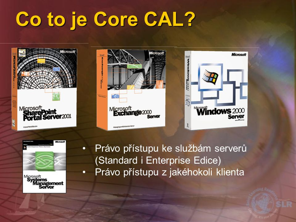 Co to je Core CAL.