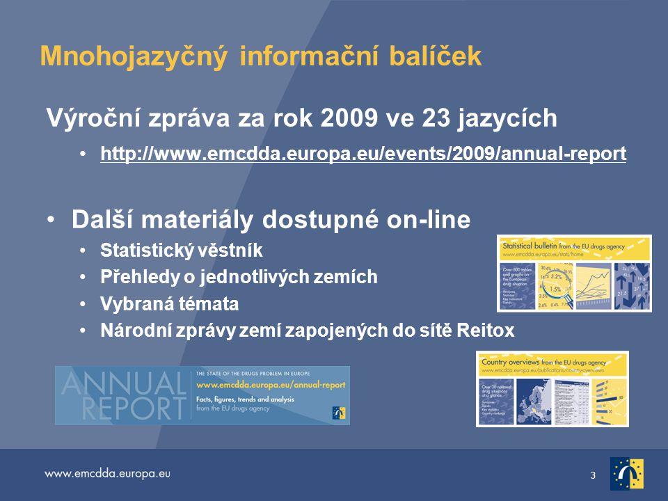 Mnohojazyčný informační balíček