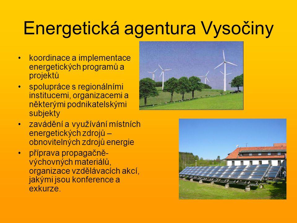Energetická agentura Vysočiny