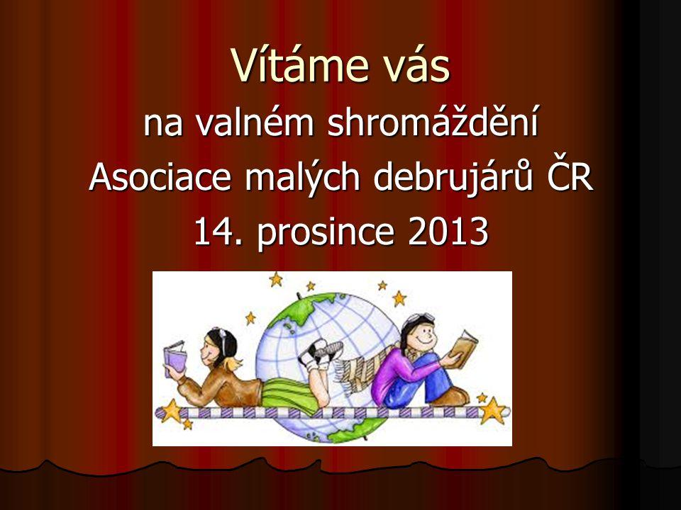 Asociace malých debrujárů ČR
