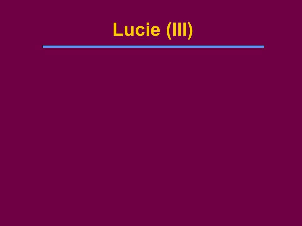Lucie (III)