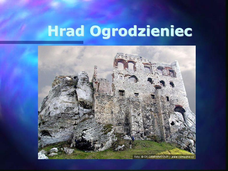 Hrad Ogrodzieniec