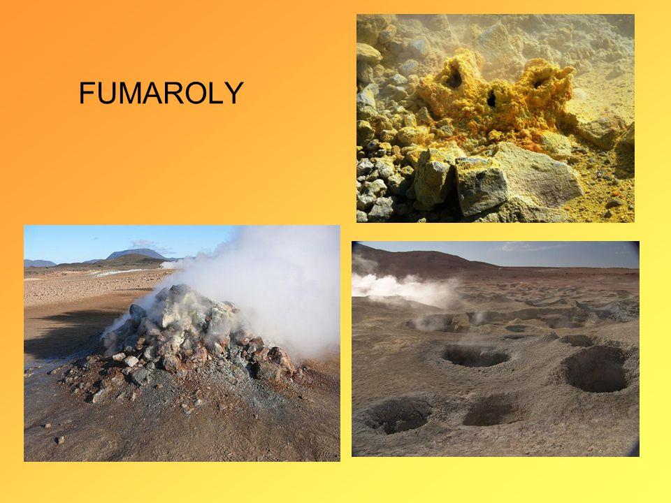 FUMAROLY