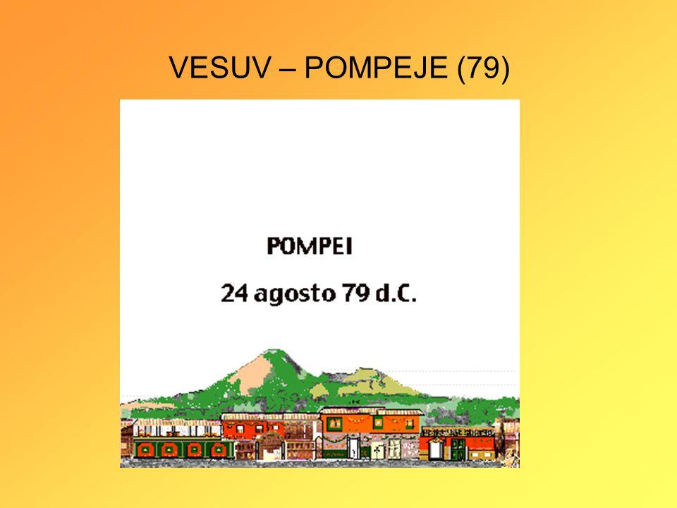 VESUV – POMPEJE (79)
