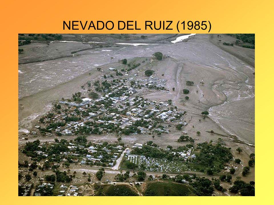 NEVADO DEL RUIZ (1985)