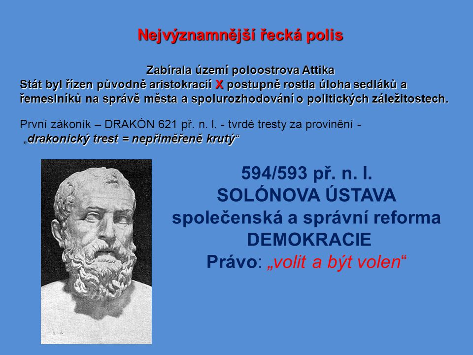 """společenská a správní reforma DEMOKRACIE Právo: """"volit a být volen"""