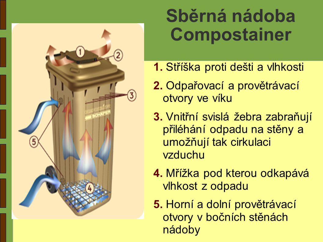 Sběrná nádoba Compostainer