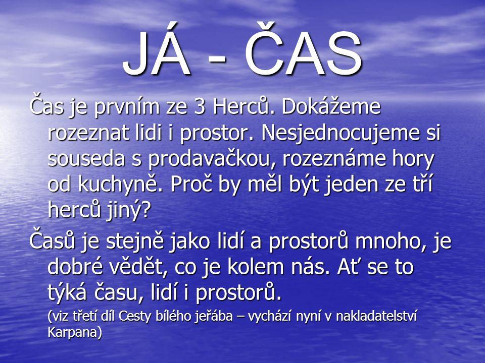 JÁ - ČAS
