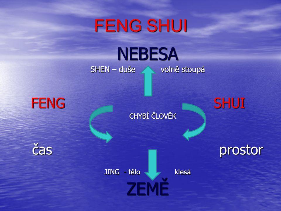SHEN – duše volně stoupá