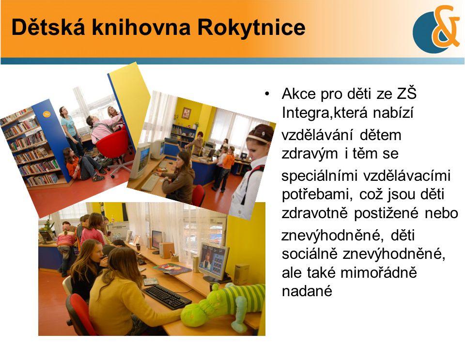 Dětská knihovna Rokytnice