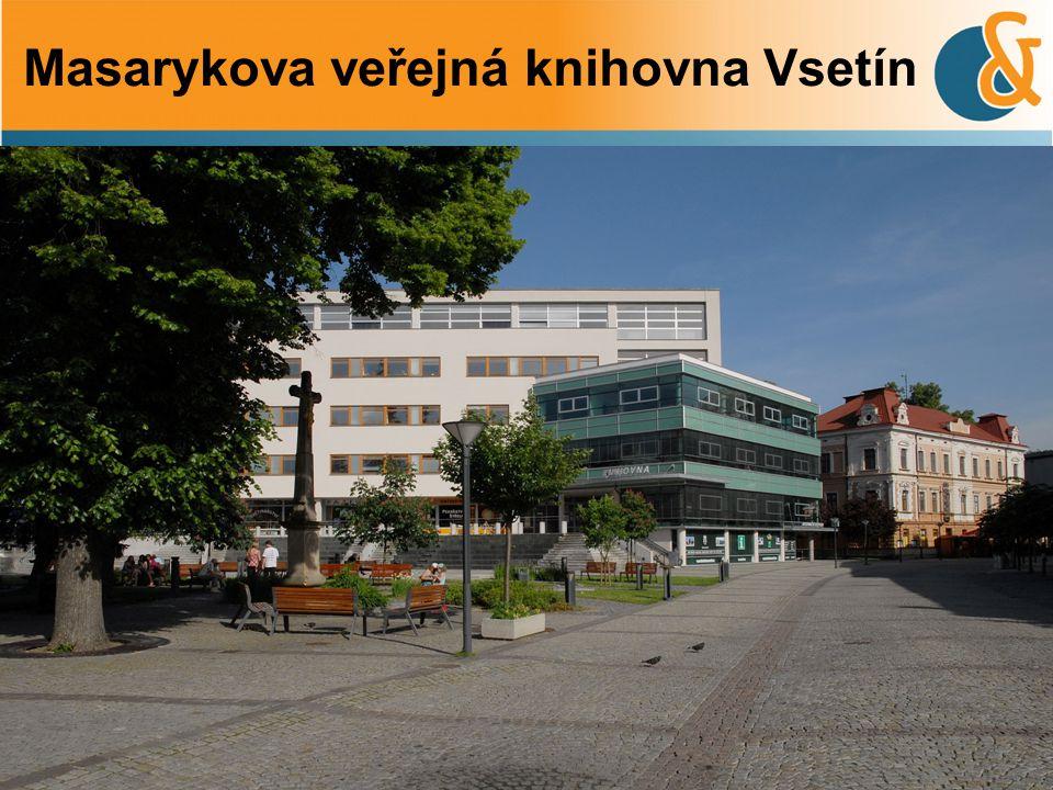 Masarykova veřejná knihovna Vsetín