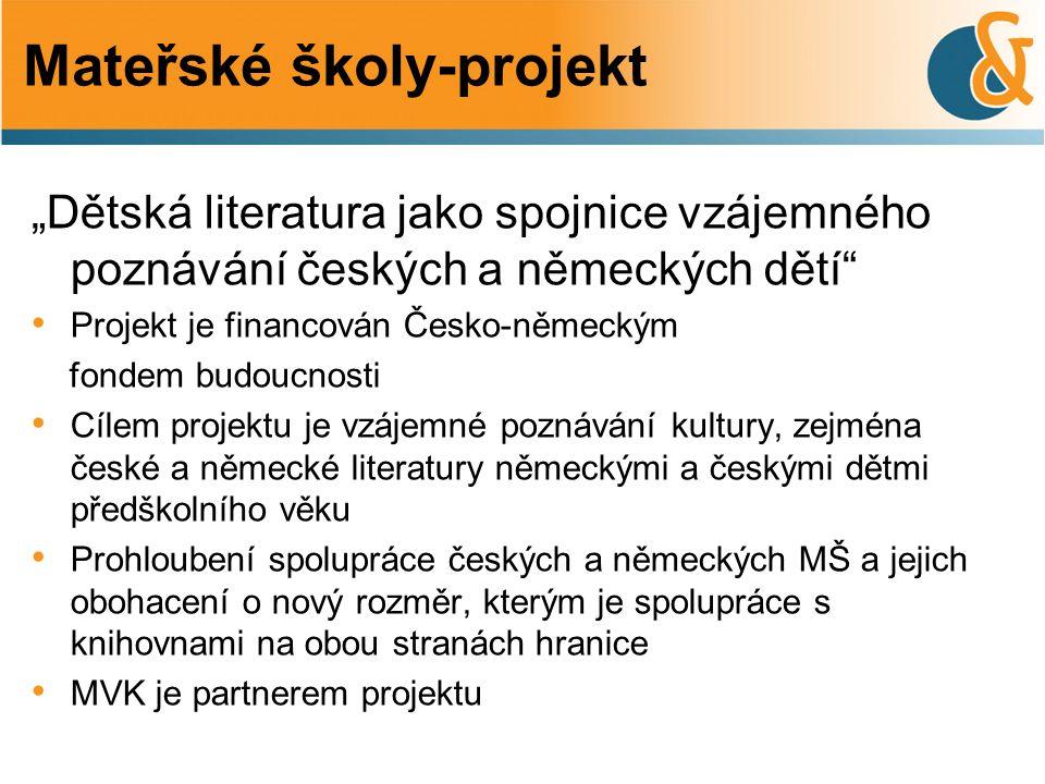 Mateřské školy-projekt