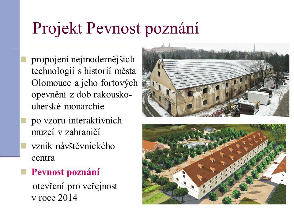 Projekt Pevnost poznání