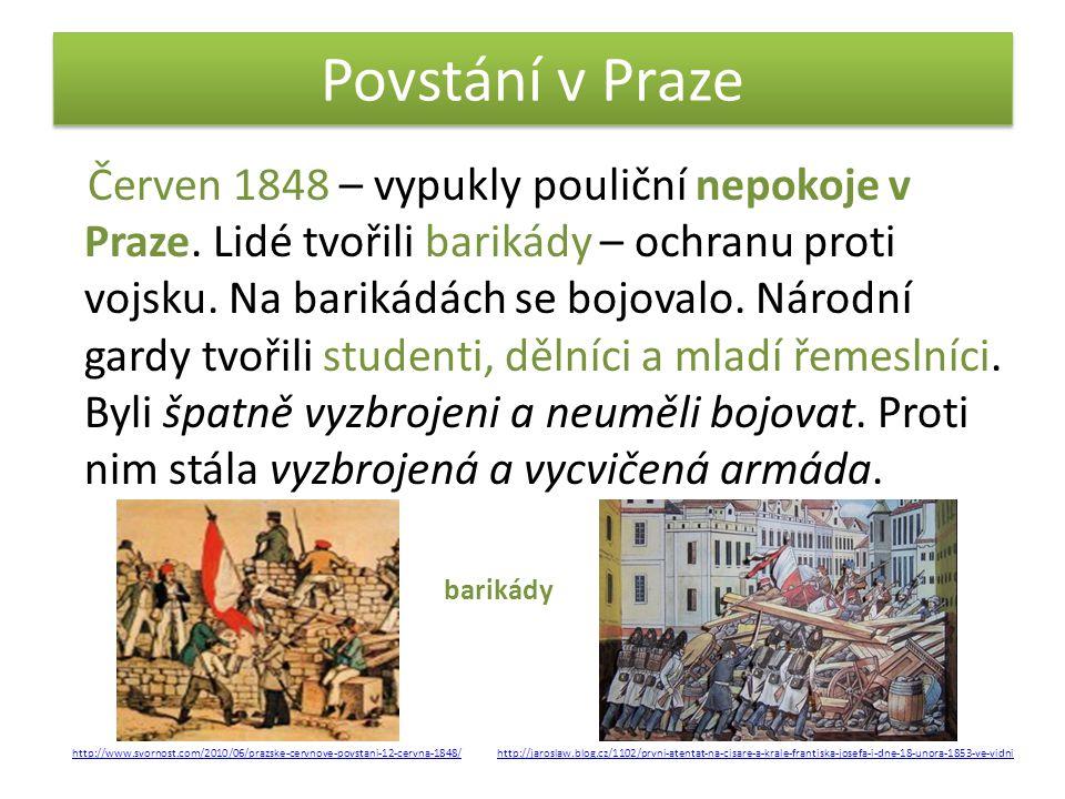Povstání v Praze
