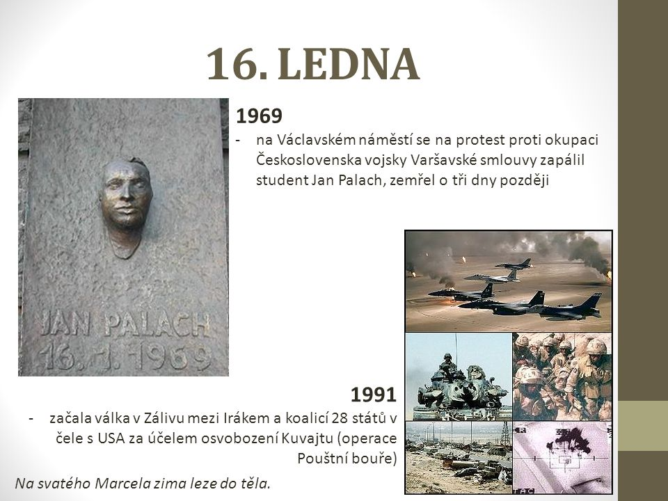 16. LEDNA 1969.