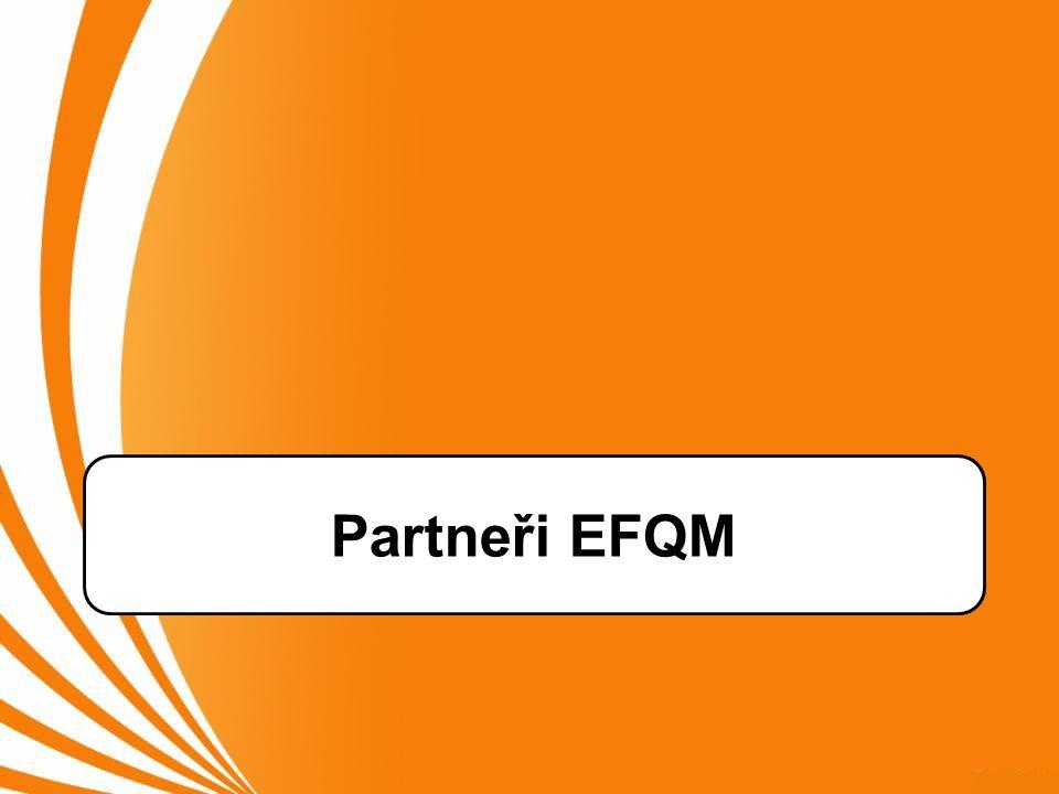 Partneři EFQM