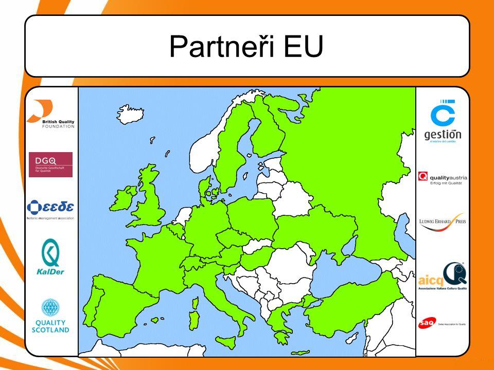 Partneři EU