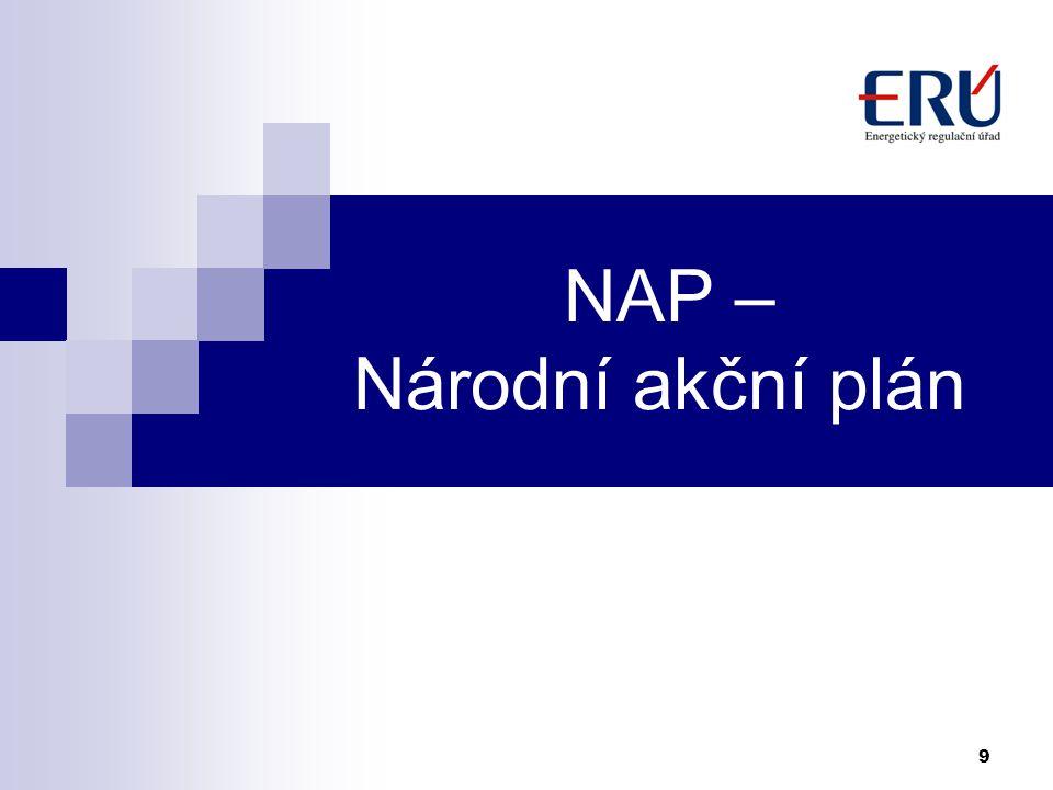 NAP –Národní akční plán