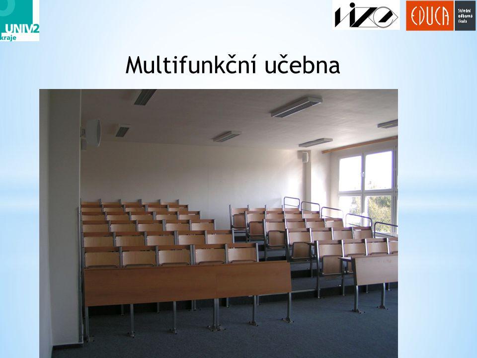 Multifunkční učebna